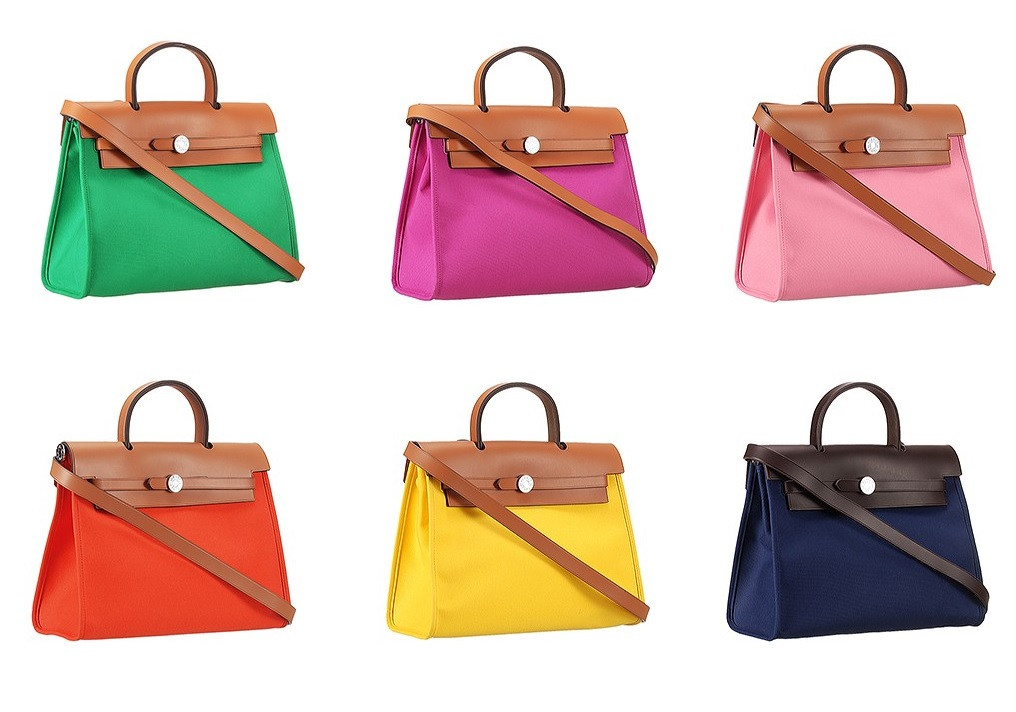 Hermes Herbag Replica Will Splash You With a Dash of Color