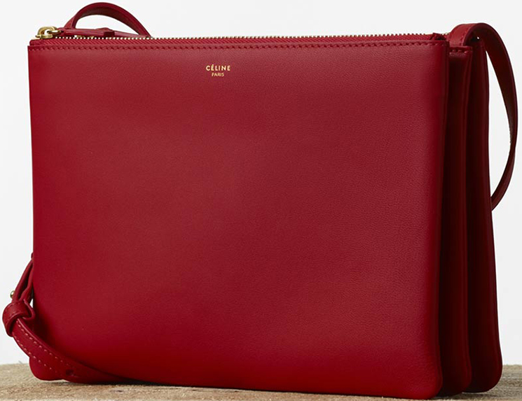 Celine Goatskin Trio Bag Replica : WHAT COLOR, LEATHER AND PRICE?