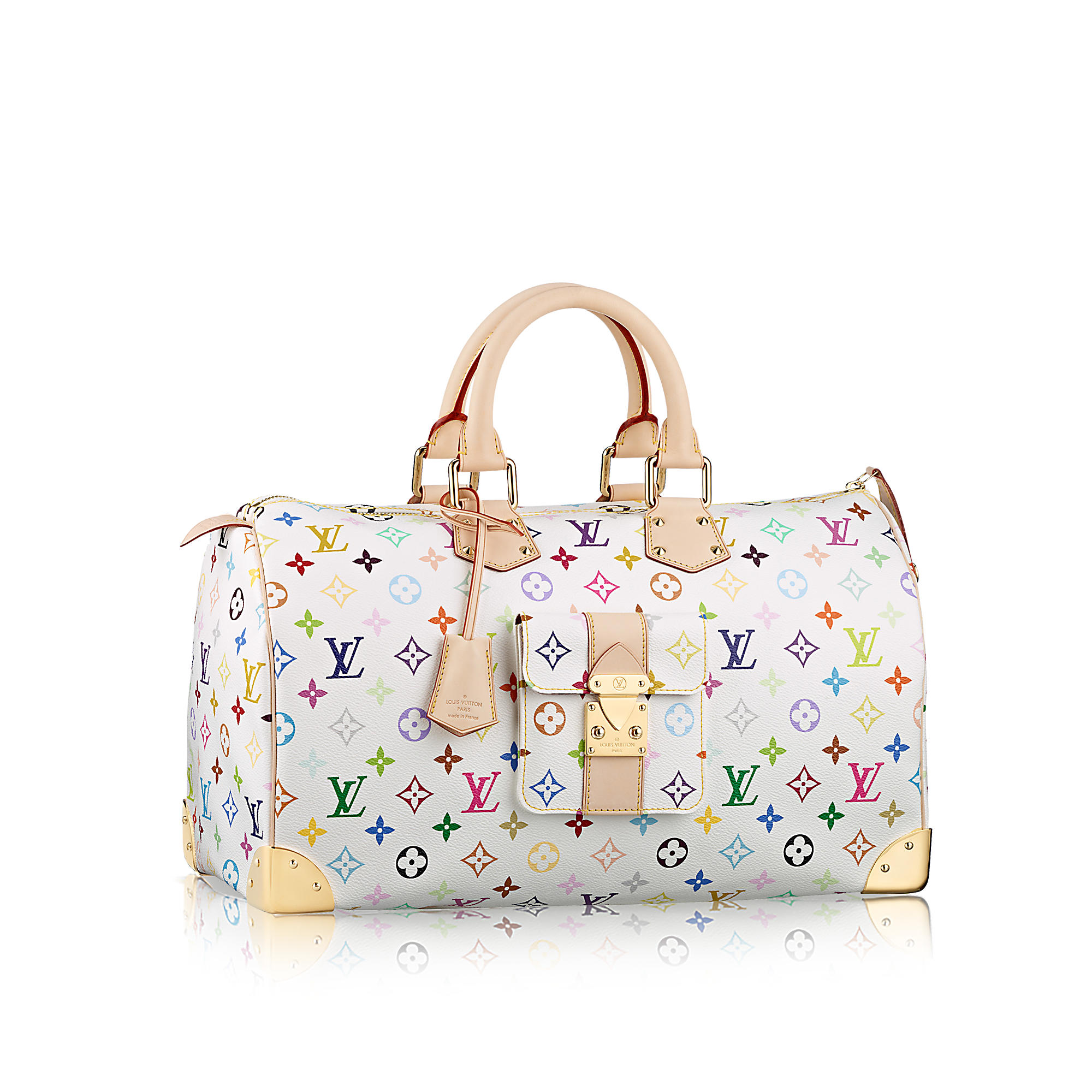 Louis Vuitton Monogram Multicolor Speedy Replica Bag
