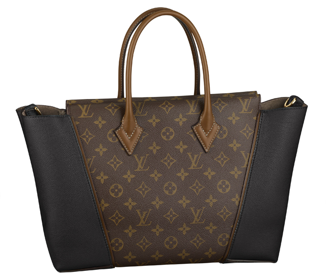 Louis Vuitton Monogram Canvas W Bag Replica