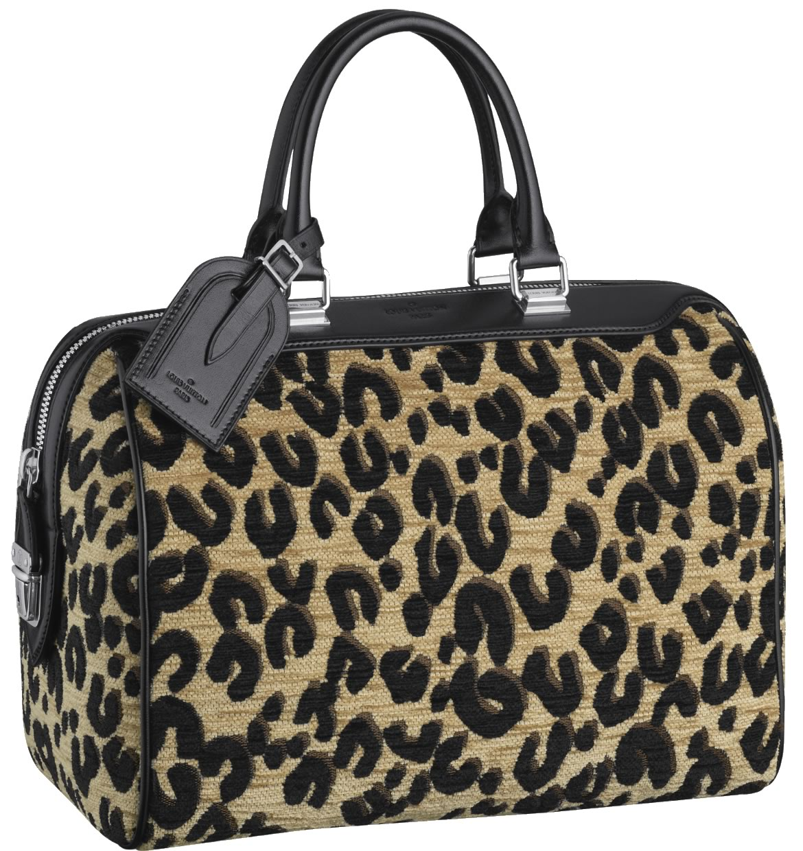 Louis Vuitton Leopard Speedy Bag Replica