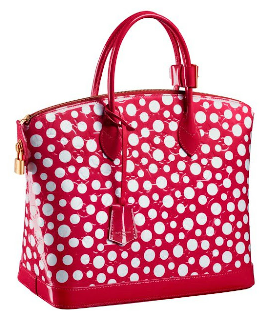Louis Vuitton Yayoi Kusama Replica Bag
